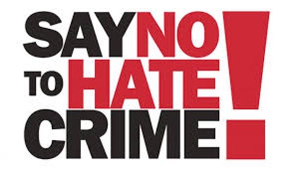 Crime hate transgender something is