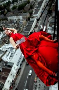 Lindsey Butcher, Gravity & Levity. Photographer Mark Morreau, courtesy of Scarabeus.