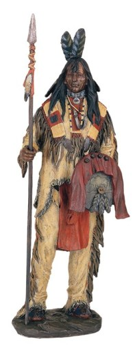Indian Warrior | GSC Imports