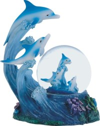 Snow Globe Dolphin | GSC Imports