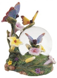 Snow Globe Butterfly   GSC Imports