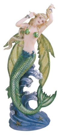 Green Mermaid Fairy | GSC Imports