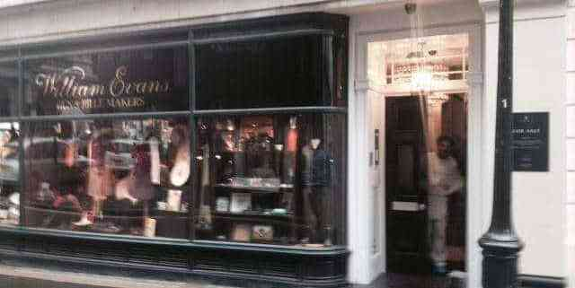 shop fit out SW1