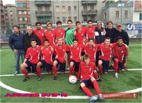 2015 Juniores
