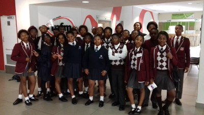 Vision AfriKa teams with Stellenbosch Uni's campus radio station