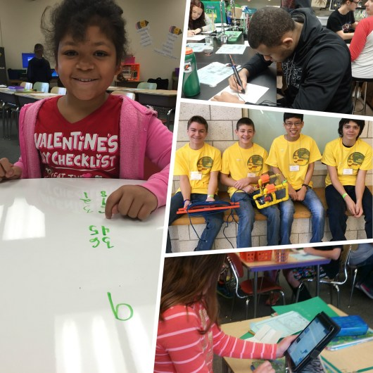 From iPads to 3D Doodlers and white board tables to after school robotic projects, GS teachers are finding innovative and interesting ways to engage their students in learning.
