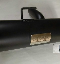 polaris rzr 800 trail tamer muffler high flow air filter gse [ 4320 x 2432 Pixel ]