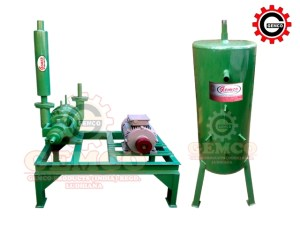 Air Agitation Compressor With Air Tank