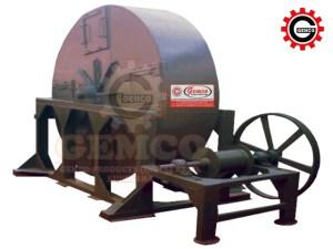 M.S. Round Polishing Barrel (Ball Mill)