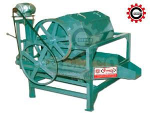 M.S. Polishing Barrel With Sapration System
