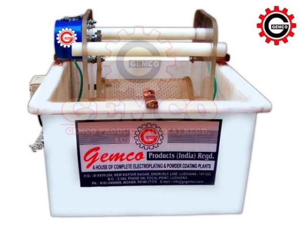 P.P. Portable Plating Barrel