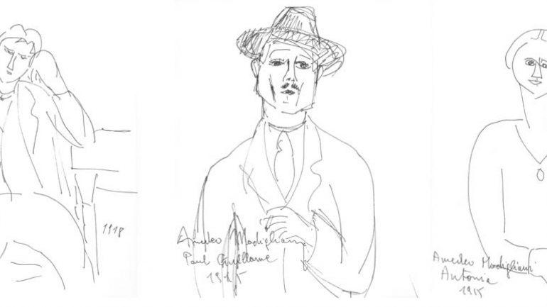 Maks Velo/ Ky cikël i kushtohet Amedeo Clemente Modigliani