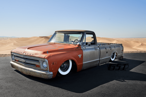 small resolution of  1963 1972 chevy c10 air ride rear kit