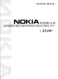 Repairing Handbook for Nokia 3510 (NHM-8NX)