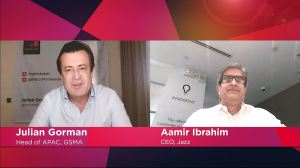 APAC Digital Leaders Champion Interview Shorts – Aamir Ibrahim, CEO, Jazz