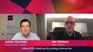 APAC Digital Leaders Champion Interview Shorts – Ian Watson, CEO, Cellcard