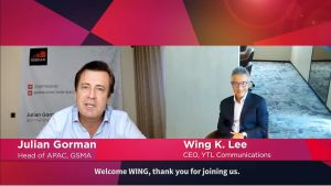 APAC Digital Leaders Champion interview shorts – Wing K Lee, CEO, YTL Communications