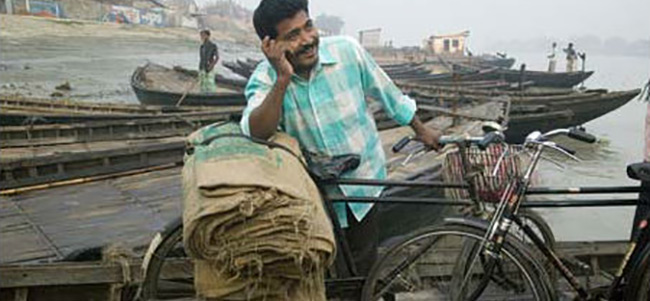Mobile opportunities for fisherment in Bangladesh