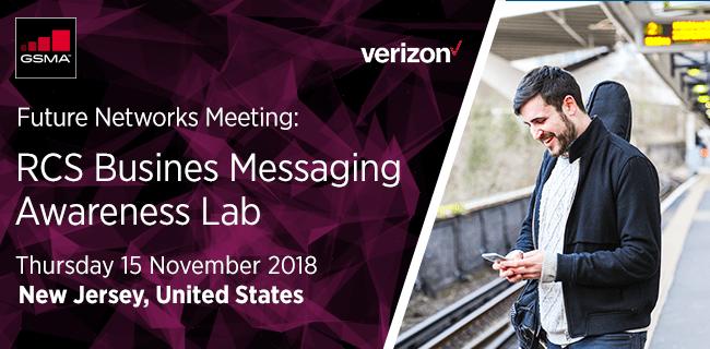 5992744b6 GSMA RCS Business Messaging Awareness Lab  19 - New Jersey