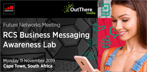 GSMA RCS Business Messaging Lab #28 Cape Town – Speakers' Presentations image