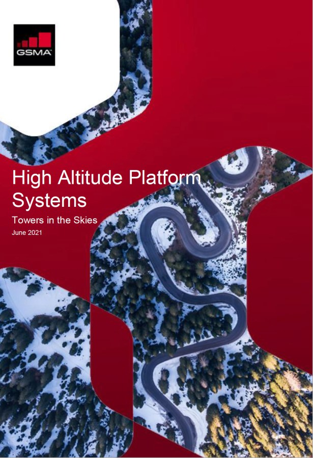 High Altitude Platform Systems: Towers in the Skies image