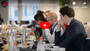 The Role of Mobile in the Drone Ecosystem