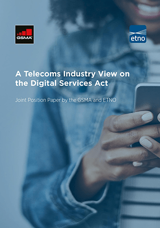 A Telecoms Industry View on the Digital Services Act image