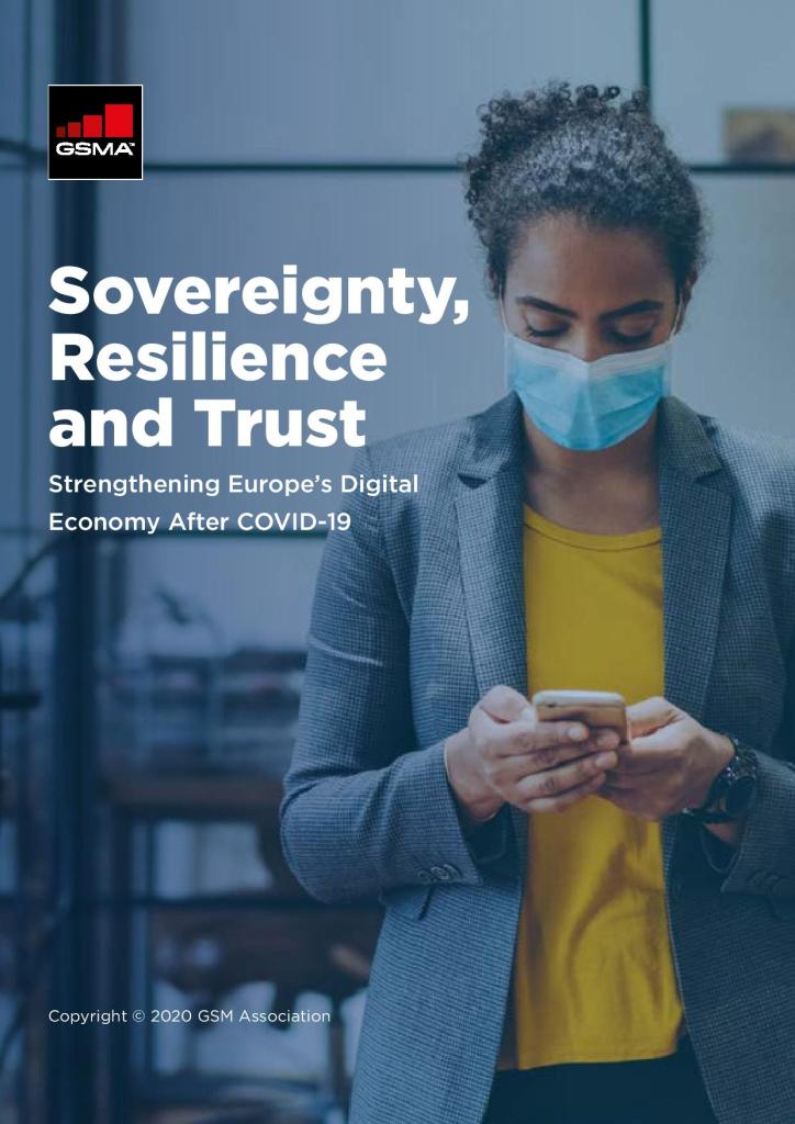 Sovereignty, Resilience and Trust: Strengthening Europe's Digital Economy after COVID-19 image