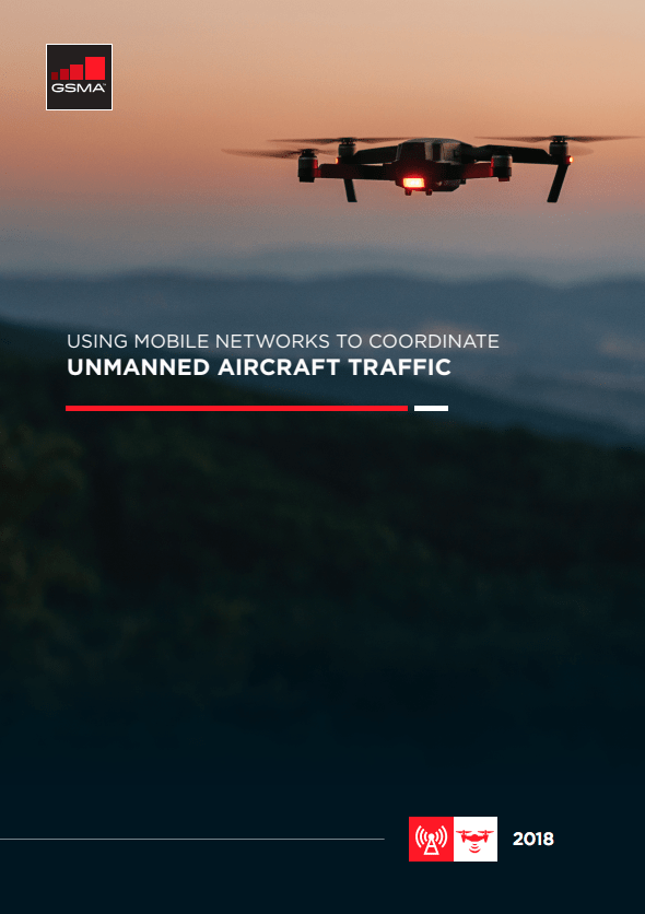 Using Mobile Networks to Coordinate Unmanned Aircraft Traffic image