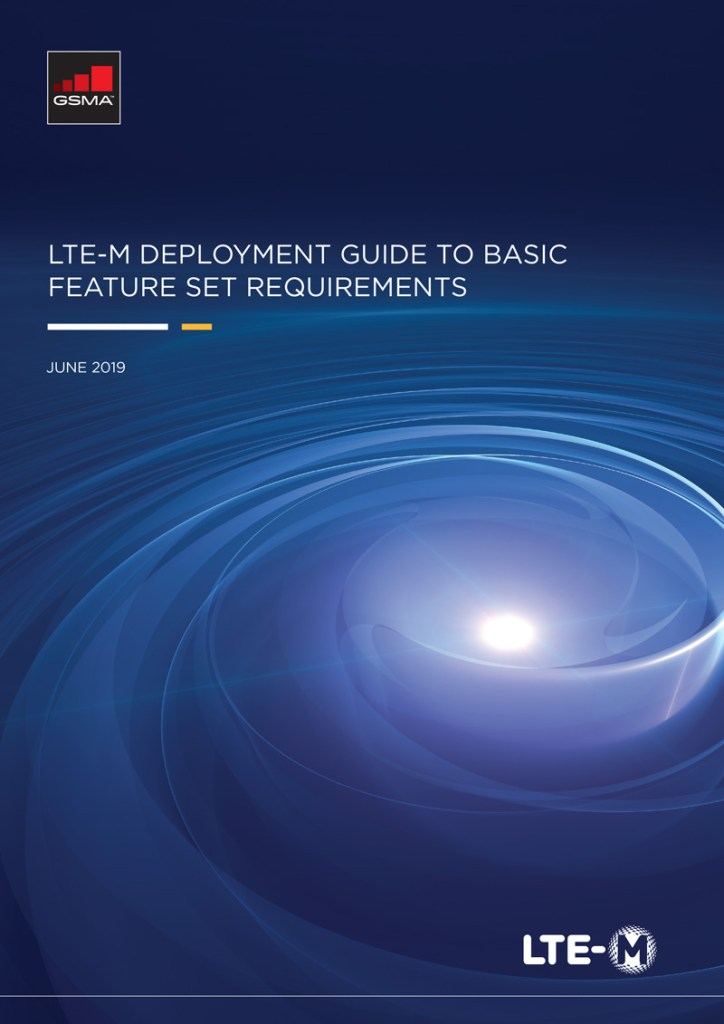 LTE-M Deployment Guide – Release 3 image