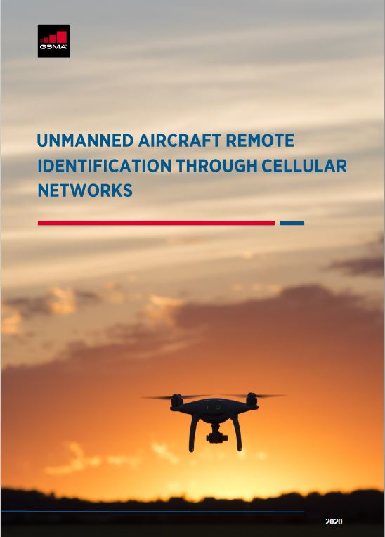 Unmanned Aircraft Remote Identification Through Cellular Networks image