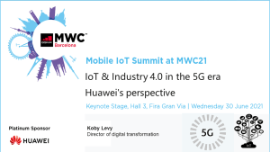 On-Demand: Mobile IoT Summit at MWC Barcelona 2021 image