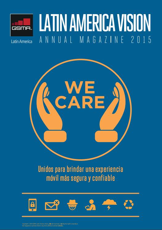 GSMA LA Vision Magazine 2014 – 2015 Edition image
