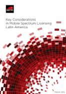 Key Considerations in Mobile Spectrum Licensing Latin America image