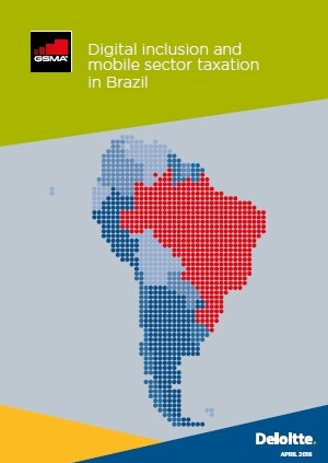 Inclusión digital y régimen tributario del sector móvil en Brasil image