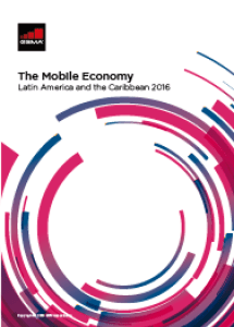 The Mobile Economy Latin America and the Caribbean 2016 image