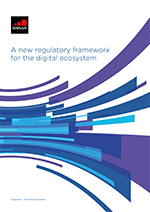 A new regulatory framework for the digital ecosystem image