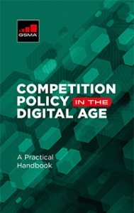 COMPETITION POLICY DIGITAL AGE
