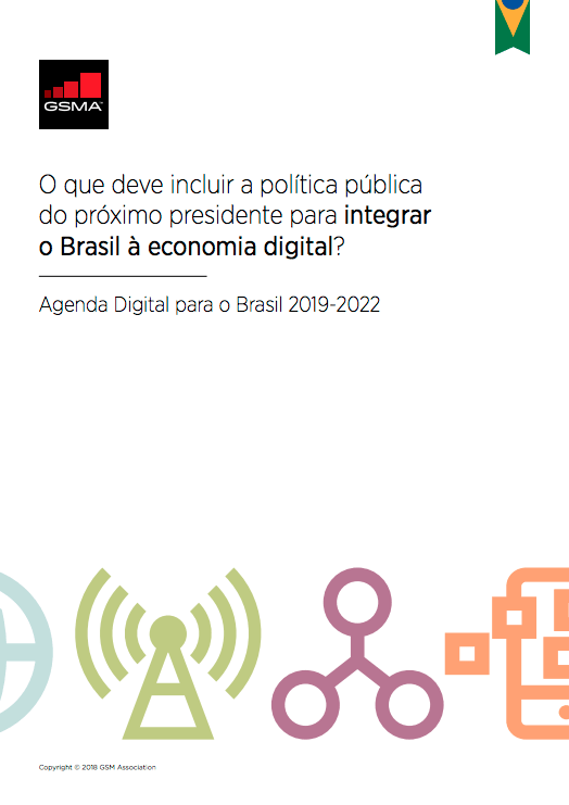 What should the public policy of the next president include, to integrate Brazil into the digital economy? image
