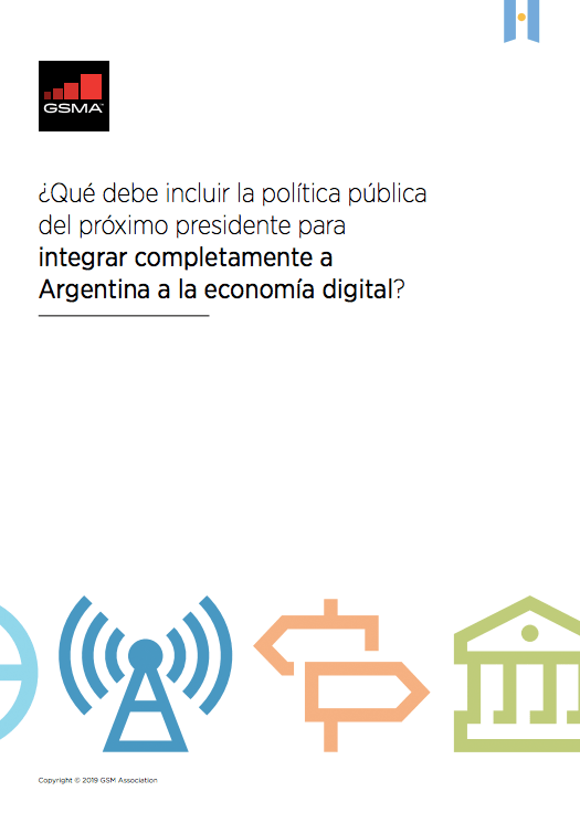 What should the public policy of the next president include, to fully integrate Argentina into the digital economy? image