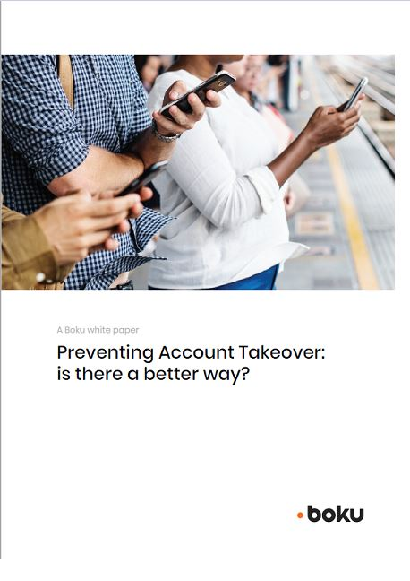 Preventing Account Takeover: Is There a Better Way? image