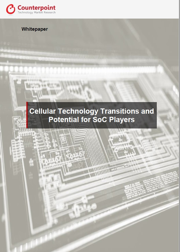 Cellular Technology Transitions and Potential for SoC Players image