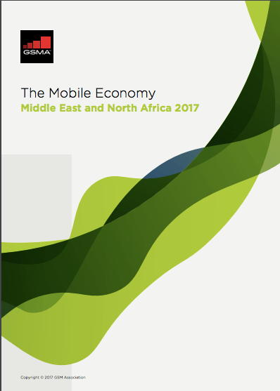 The Mobile Economy – Middle East and North Africa 2017 image