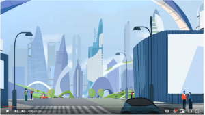 Safety of 5G networks animated video
