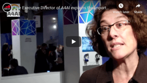 The Executive Director of A4AI explains the importance of addressing the mobile gender gap