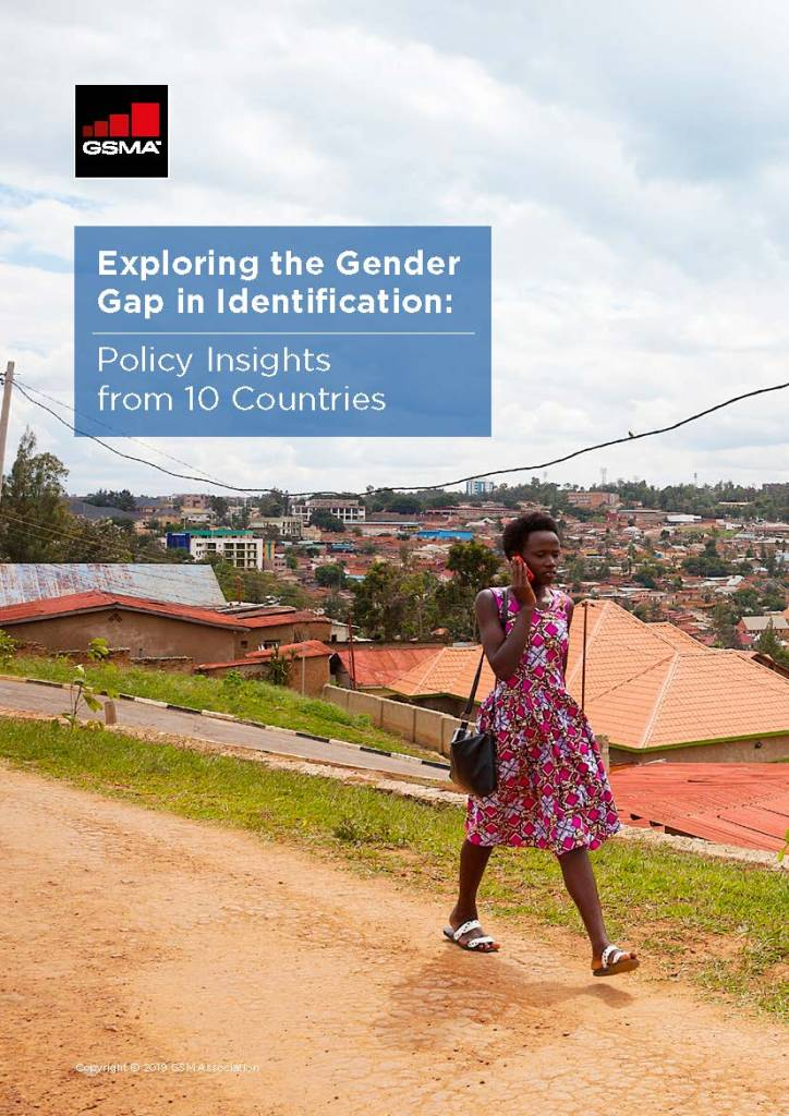 Exploring the Gender Gap in Identification: Policy Insights from 10 Countries image