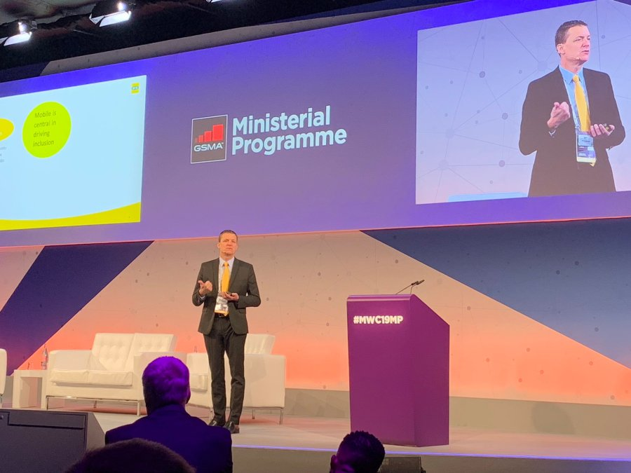 Rob Shuter in the Ministerial Programme 2019