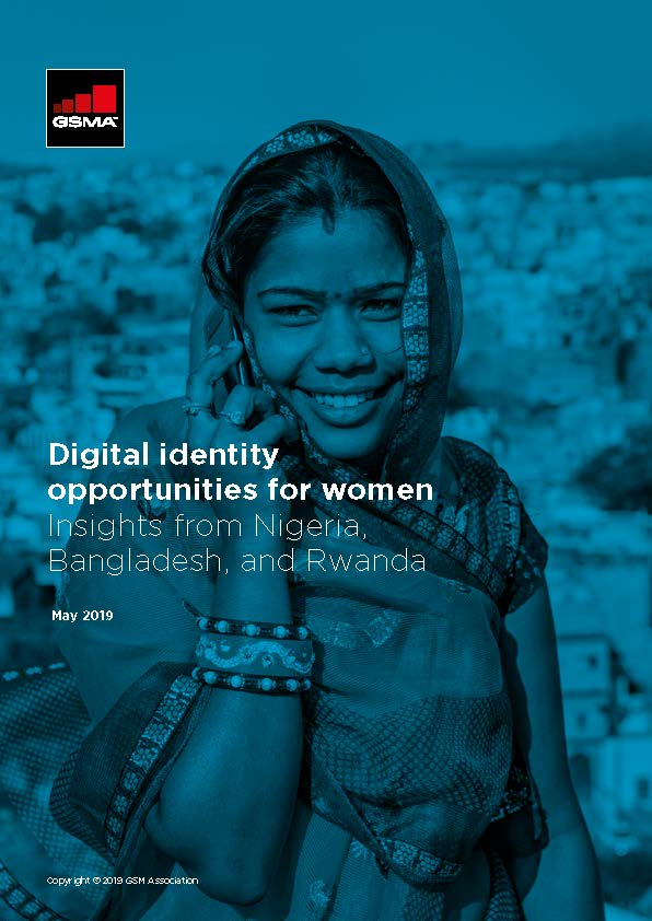Digital identity opportunities for women: Insights from Nigeria, Bangladesh and Rwanda image