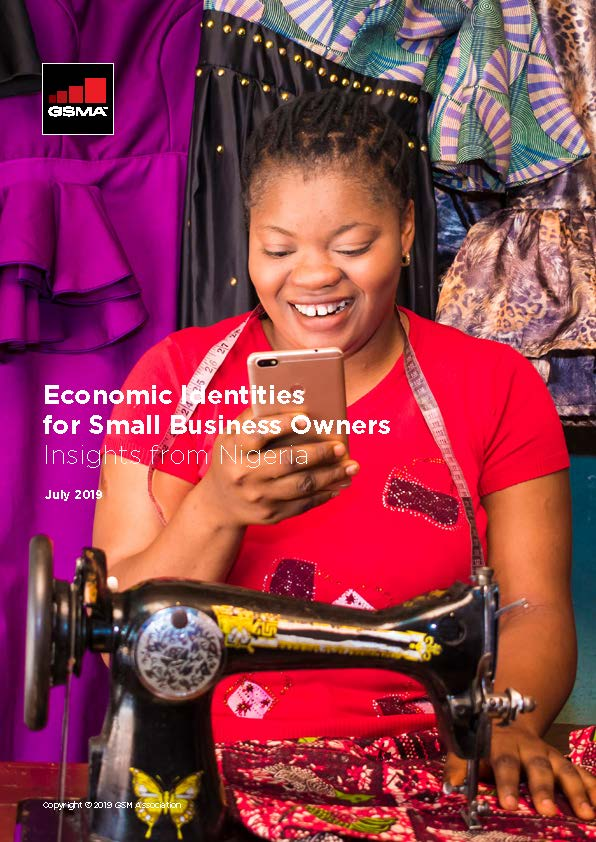 Economic Identities for Small Business Owners: Insights from Nigeria image