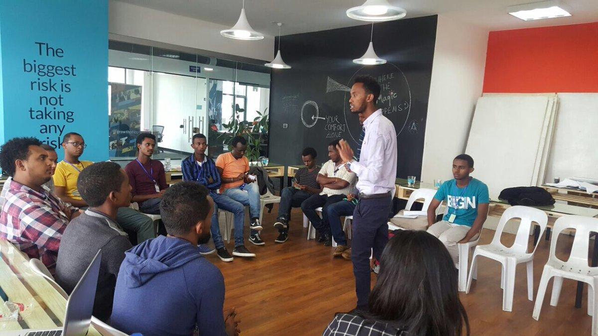 GSMA The Ethiopia tech ecosystem: A sleeping giant is waking